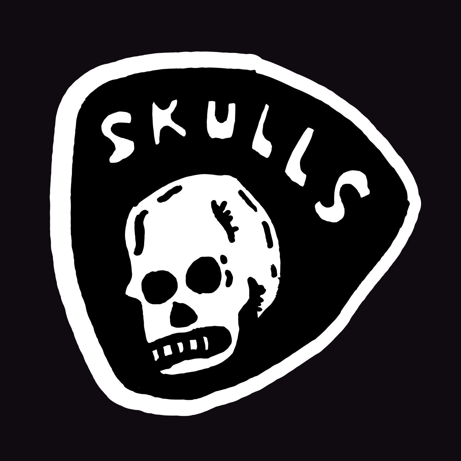 skulls logo illustration